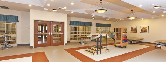 State-of-the-Art Therapy Gym
